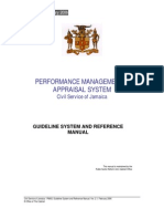 PMAS Guidelines System and Reference Manual