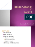 manet's
