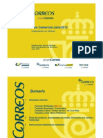 Plan Comercial Oficinas Julio 2012