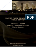 Coping With  Charges Of Child Abuse? Select The Best Houston Child Abuse Lawyer