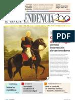 1849 Gobiernode Monagas derrotóinsurrecciónde conservadores