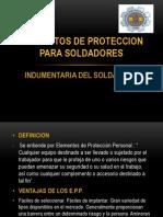 Elementos de Proteccion Para Soldadores