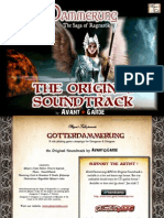 GotterDammerung RPG the Original Soundtrack (US)