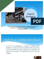 Guerra Biologica Fin