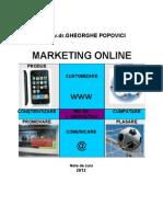 Marketing Online Curs