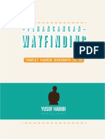 Perancangan Wayfinding parkiran DKV ISI