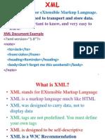 XML Presentation (1)
