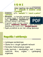 Hormoni pankreasa