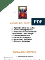 Manual Del Tarotista I