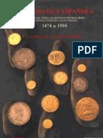 Numismatica Espanola (1474-1994)