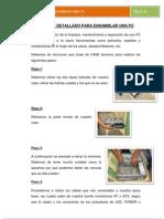 Informe Detallado Para Ensamblar Una Pc Grupal