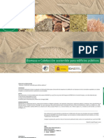 Biomasa - Calefacción sostenible para edificios públicos (proyecto BIOHEAT)