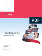 Manual Tekla 18