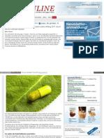 Hunderte Pflanzliche Medizinische Produkte Sollen Anfang 2011 Durch Die EU Verboten Werden - Info_kopp_verlag_de