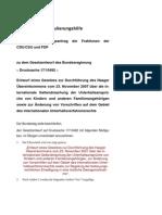 Geltendmachung der Unterhaltsansprüche  Zwangsmedikation - Durchfuehrung_des_Haager_Uebereinkommens