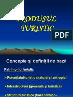 PRODUSUL TURISTIC