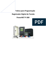 Guia Prático para Utilização do Registrador P300