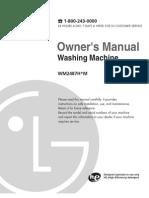 LG Washer WM2487hwm owners manual