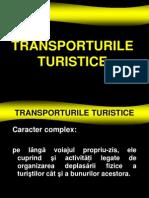 TRANSPORTURILE TURISTICE