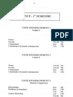 Licence 3 Langues Etrangères Appliquées (LEA)