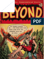 The Beyond-18th Issue Vintage Comic