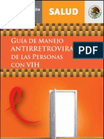 Guia VIH Mexico 2012