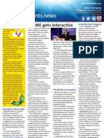 Business Events News for Mon 17 Dec 2012 - AIME gets interactive, Byron\'s new conference facilities, Training and event bar raised, Toga photo comp and much more