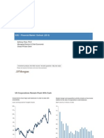 Financial Market Outlook (2013) ASU&JPMorgan