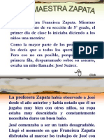 1 LA Profesora Zapata