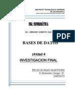 Bases de Datos Orientadas a Objetos