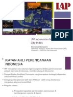 Indonesian Most Livable City Index