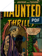 Haunted Thrills-3rd Issue Vintage Comic