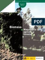 Biomasa - Maquinaria agrícola y forestal