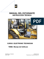 ET _ Cat Electronic Technician _ Manual Del Usuario _ EF _ CATERPILLAR