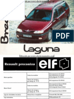 Manual del Renault Laguna Break 1996