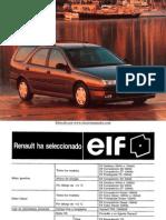 Manual del Renault Laguna Nevada 1997