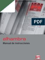Manual Seat Alhambra 2003