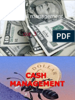 cash mgmt