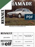 Manual del usuario del Renault 19 de 1991