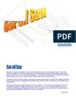 Abrasive Cuoff Saw by Syed Jaffer