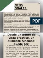 ALIMENTOS FUNCIONALES Soy La 4 Biotecno Exponer