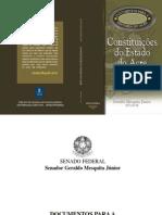 constituições do Acre - Senado
