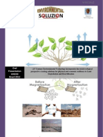 The social ecological perspective creating solutions for physical and economic resilience to Land Degradation and Desertification