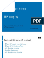 Integrity Mirror Disk2 Class 2007