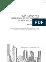 Evaluación Post-terremoto de edificaciones