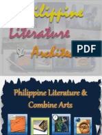 Philippine Literature and Architecture