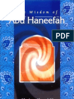 The Wisdom of Abu Haneefa Bu Maulana Ahmad Ali