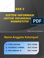 Sim Bab 2 Sistem Informasi Untuk Keunggulan Kompetitif(1)