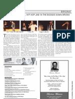 International Hip Hop Jam-- Circa '95 and Jogja Hip-Hop Foundation- November 2012