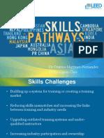Cristina Martinez - Skills Development Asia-PPT